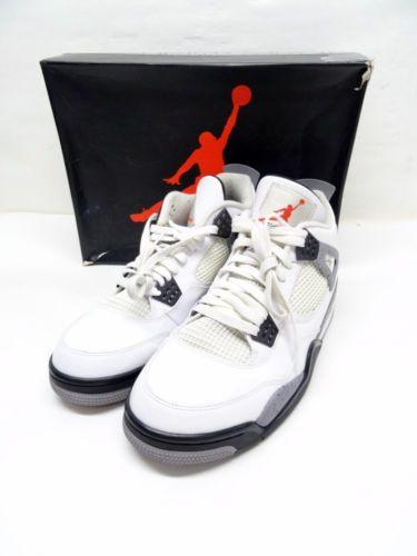 "promo code 51c17 81de5 Air Jordan 4 Retro ""White Cement"" 2012 Style   308497-103 Sz11 P4"
