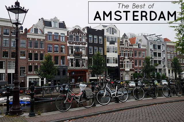 The Best of Amsterdam - Land Of Marvels