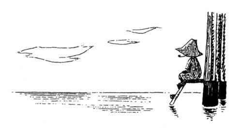 Today is a Snufkin Day! Greetings to all the vagabonds here & there :)  Dziś oficjalny Dzień Włóczykija! Pozdrawiamy wszystkie Włóczykije tu i tam :)  #SnufkinDay #Moomin #Włóczykij