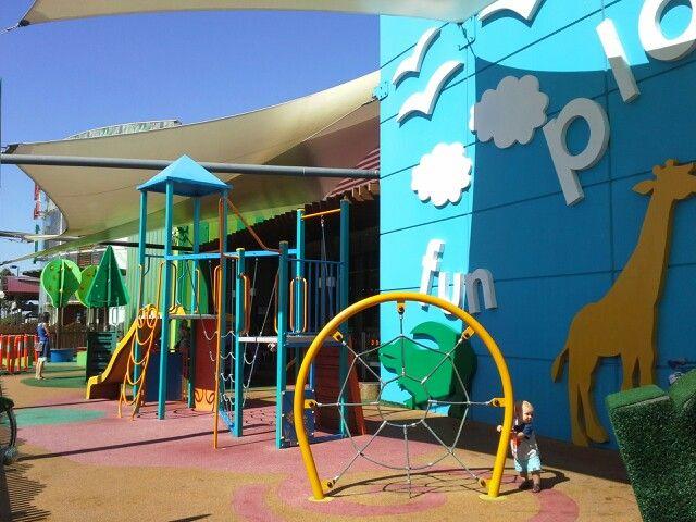 Epping Plaza Playground, Cooper St Epping