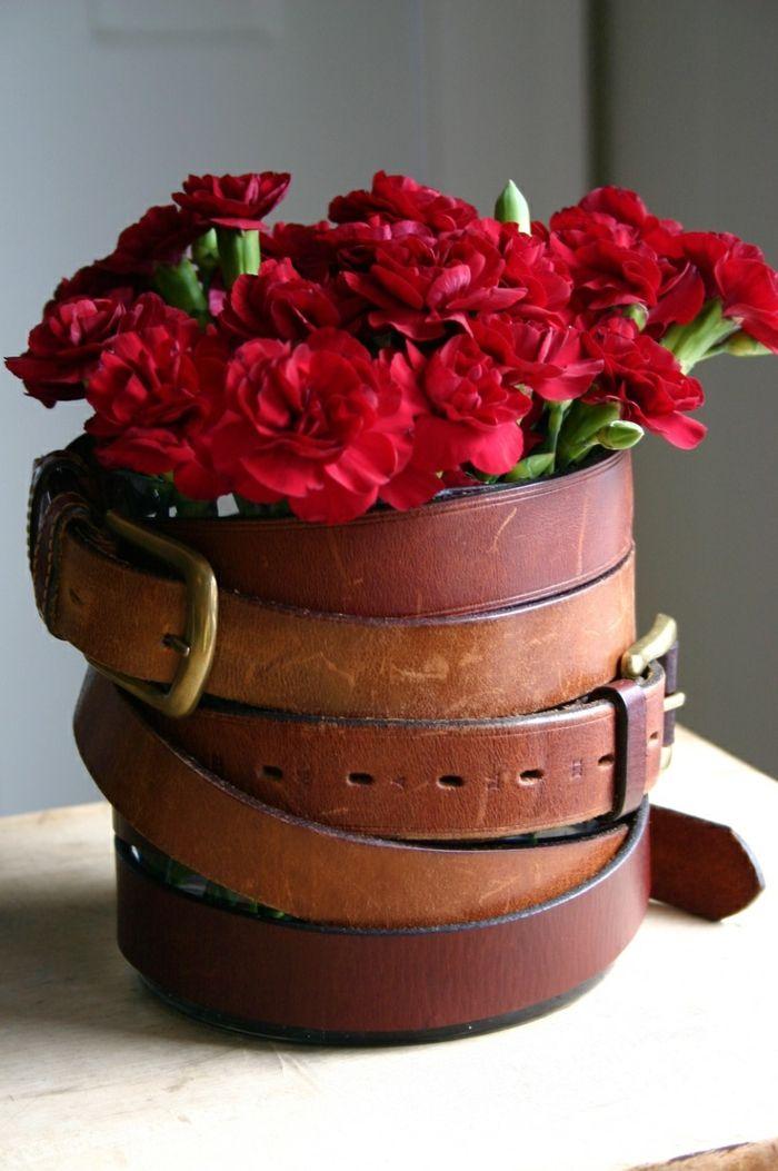 Die Besten 17 Ideen Zu Blumentöpfe Selber Machen Auf Pinterest ... Originelle Blumentopfe Selbst Gemacht