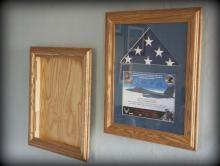 display us flag vertically