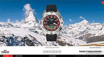 Official Tissot Website