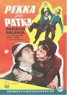 Pekka ja Pätkä pahassa pulassa - DVD - Elokuvat - CDON.COM