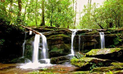 image for Great Smoky Mountains Waterfall Adventure