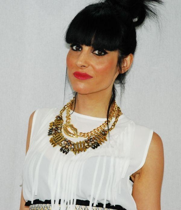WEEK 22 - Top Crop de flecos y collares combinados #top #collar #moda #fashion #ropa #elegante #woman #mujer #coleccion #complementos #instastyle #shop #shopping #model #almeria #almería #garrucha #peligros #carboneras #andalucia