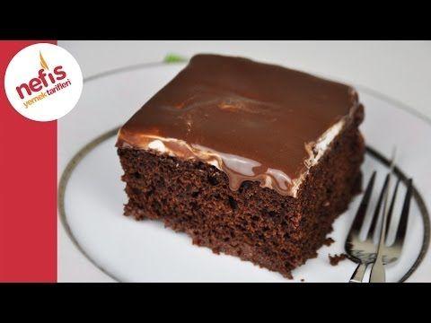 Pratik Ağlayan Kek Tarifi Videosu - Nefis Yemek Tarifleri