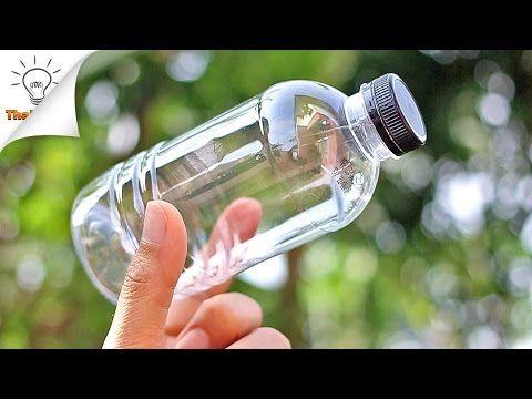 Cosa possiamo fare con una bottiglia? 38 idee tutte per voi davvero geniali!!!