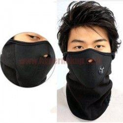 Maska na tvár neoprénová s ventiláciou