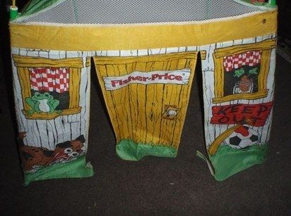 Play tents | 35 Awesome Toys Every '80s Kid Wanted For Christmas