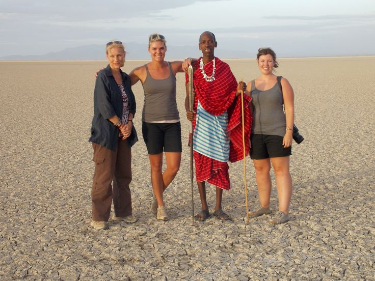 You are spoilt for choice when going on an East African Safari. Anja, Ashley and Mary in Kenya. #Africa #travel