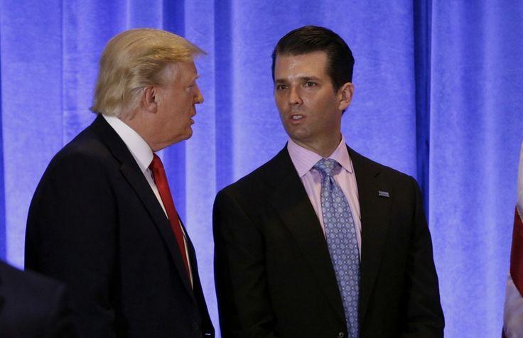 Hijo De Donald Trump Se Reunió Con Abogada Rusa
