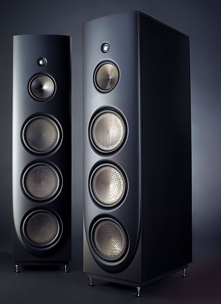 "Magico Q5 Loudspeakers (Only $59,950/pair). Magico, based in Berkeley, CA, designs and builds audiophile speakers. Founded as an attempt at a ""no-holds-barred"" assault on normal loudspeaker design. Many of their designs use aluminum instead of MDF or wood. Notable Magico products include the gigantic Magico Ultimate IIs, that were designed with the ""sole objective of true-to-life audio reproduction."""