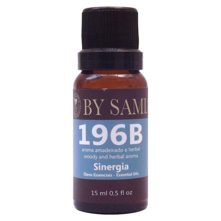 Blend Aromático 196B - Breeze - 15 ml
