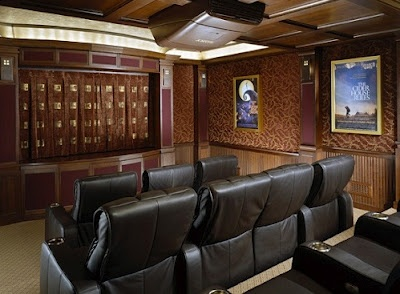 By Applying Home Theater Interior Design It Can Help You To Find Creative Solutions Here Are Some Ideas