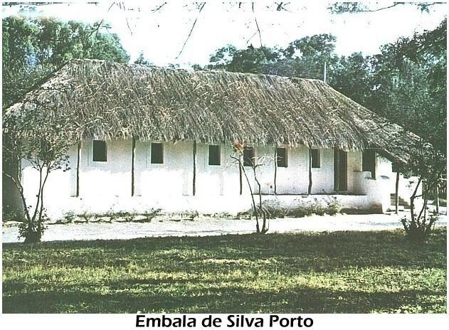 Embala de Silva Porto, Bié, Angola