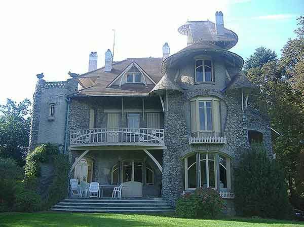 127 best residential architecture of the past images on - Modern art nouveau architecture ...