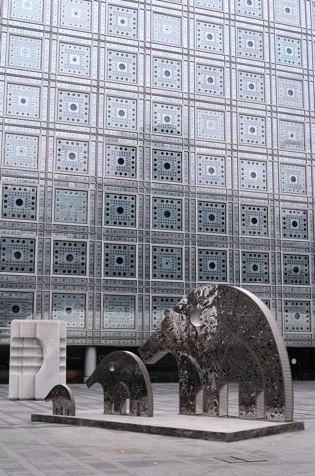 institut du monde arabe paris