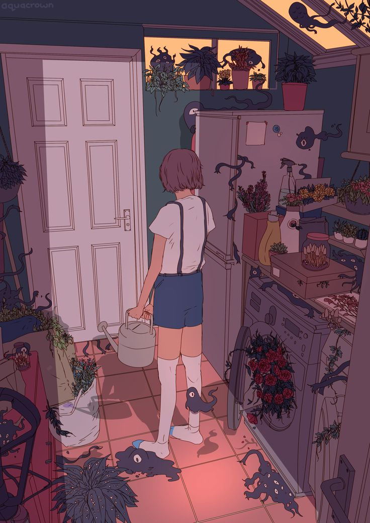 A selection of work by illustrator Alice