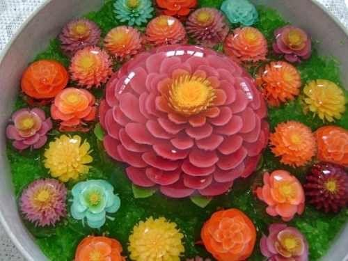 gelatina 3d | Libro Gelatinas Decoradas Florales 3d Encapsuladas Como Hace - $ 19 ...
