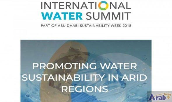Masdar to host International Water Summit in January 2018