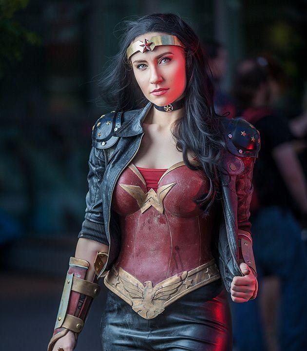 Best 25 Super Woman Costumes Ideas On Pinterest  Wonder -4044