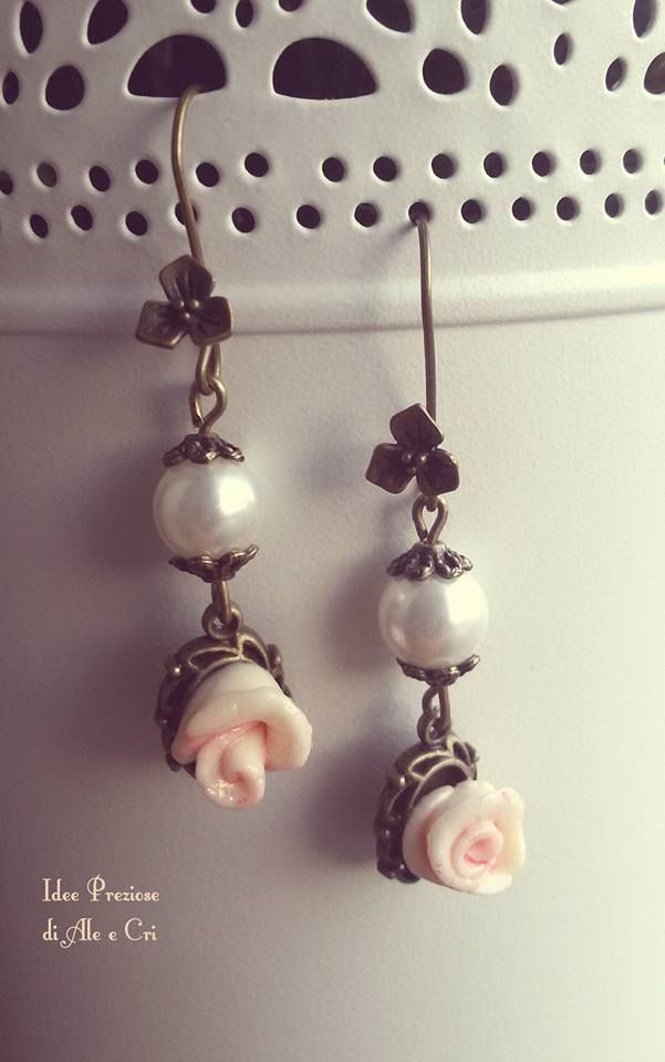 "Orecchini / earrings ""Idee Preziose di Ale e Cri"""