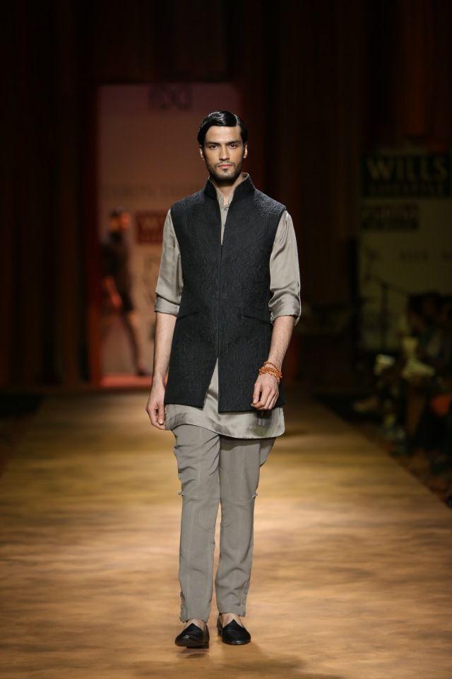 Tarun Tahiliani- love this style for men
