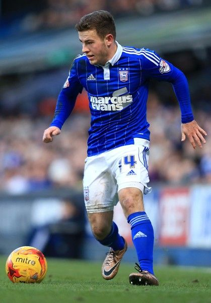 Ryan Fraser Photos Photos - Ryan Fraser of Ipswich Town during the Sky Bet Championship match between Ipswich Town and Preston North End at Portman Road on January 16, 2016 in Ipswich, England. - Ipswich Town v Preston North End - Sky Bet Championship