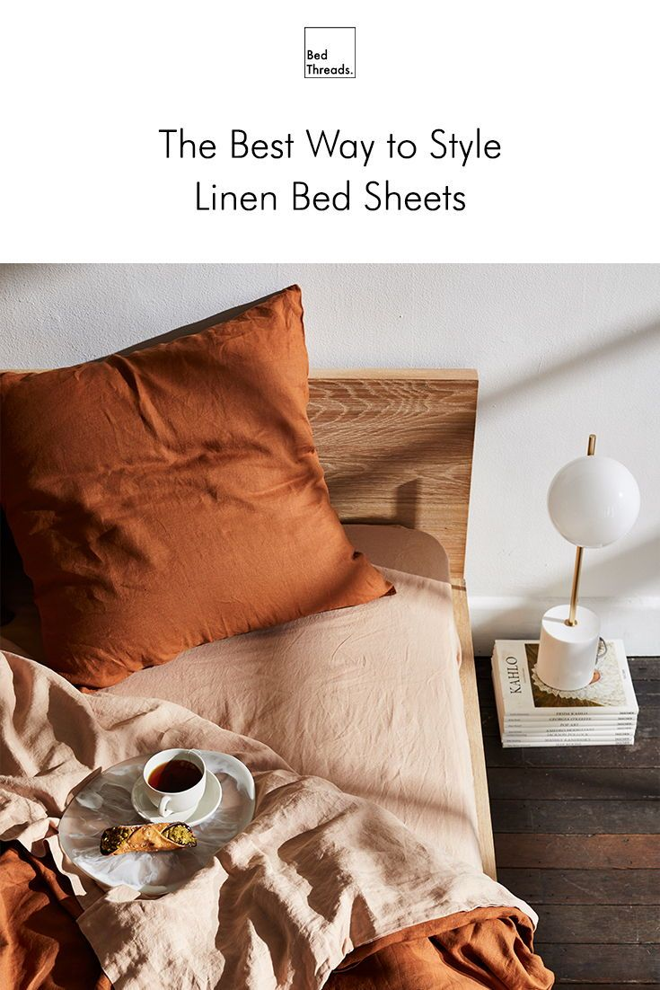 How To Style Your 100 French Flax Linen Sheets In 2020 Linen Bed Sheets Linen Sheets Linen Bedding