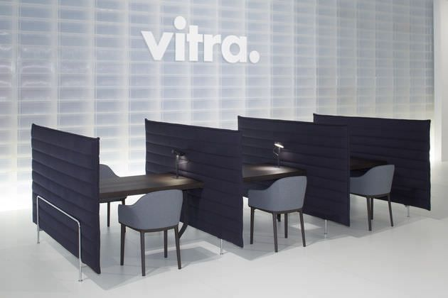 Privacy office space - ALCOVE : MEET - vitra USA