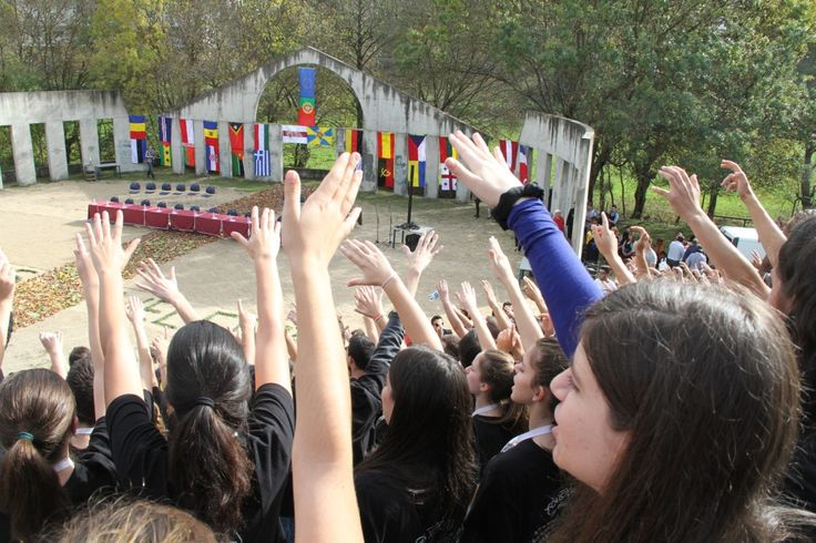 2014, 23rd October - Welcome to the new students. © Serviços de Imagem IPB