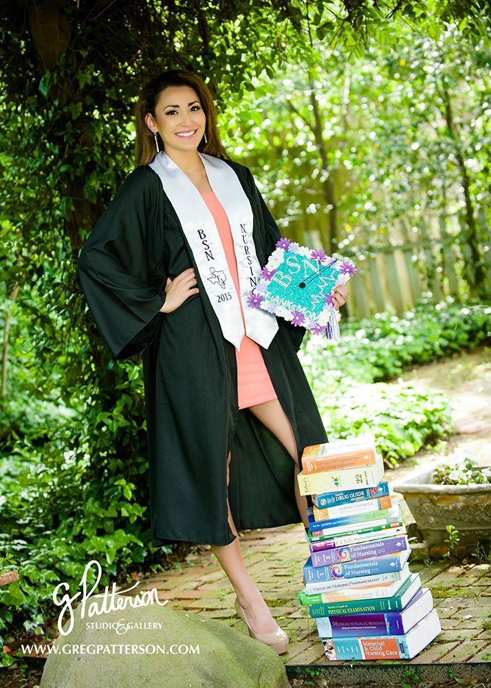 college graduation portrait by greg patterson nacogdoches ...