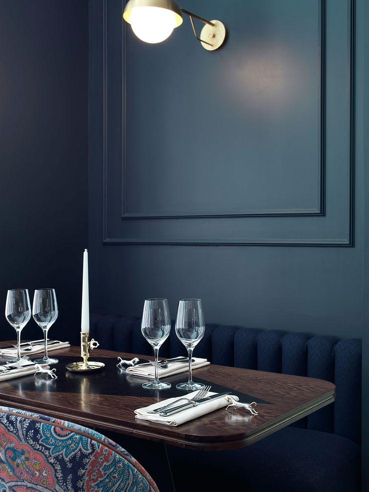 INTERIOR DESIGN PROJECTS |Art Deco revival at Hotel Bachaumont in Paris, by CHZON design studio |www.bocadolobo.com #interiordesignprojects #moderninteriors