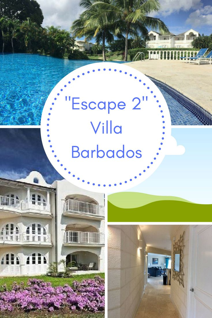 Escape 2 this magnificent Barbados villa which offers lots of space, privacy and amenities