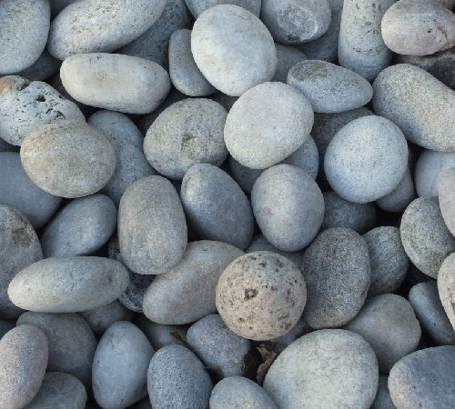stones from the coast of the Olympic Pennisula.. Gray river rocks for Zen gardin
