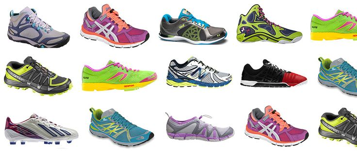 The Best Shoes for Running, Hiking and Sports via @dailyburn