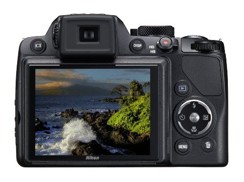 Nikon Coolpix P100 10 MP Digital Camera with 26x Optical Vibration Reduction (VR) Zoom and 3-Inch LCD (Black) (OLD MODEL)  http://www.lookatcamera.com/nikon-coolpix-p100-10-mp-digital-camera-with-26x-optical-vibration-reduction-vr-zoom-and-3-inch-lcd-black-old-model/