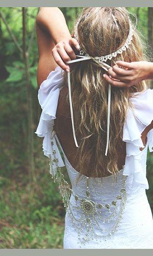 Ava Head Tie - Grace Loves Lace - Boho Pretty!