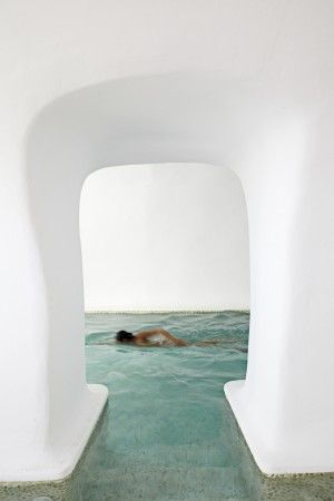 Kirini Suites and Spa // Oia, Santorini   FUTU.PL
