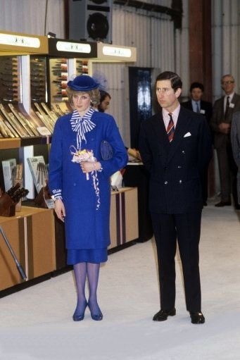 "THURSDAY 15 MARCH 1984 PRINCE CHARLES AND PRINCESS DIANA VISIT SHEFFIELD & THE WESTALL RICHARDSON CUTLERY FACTORY LTD. – Princess Diana News Blog ""All Things Princess Diana"""
