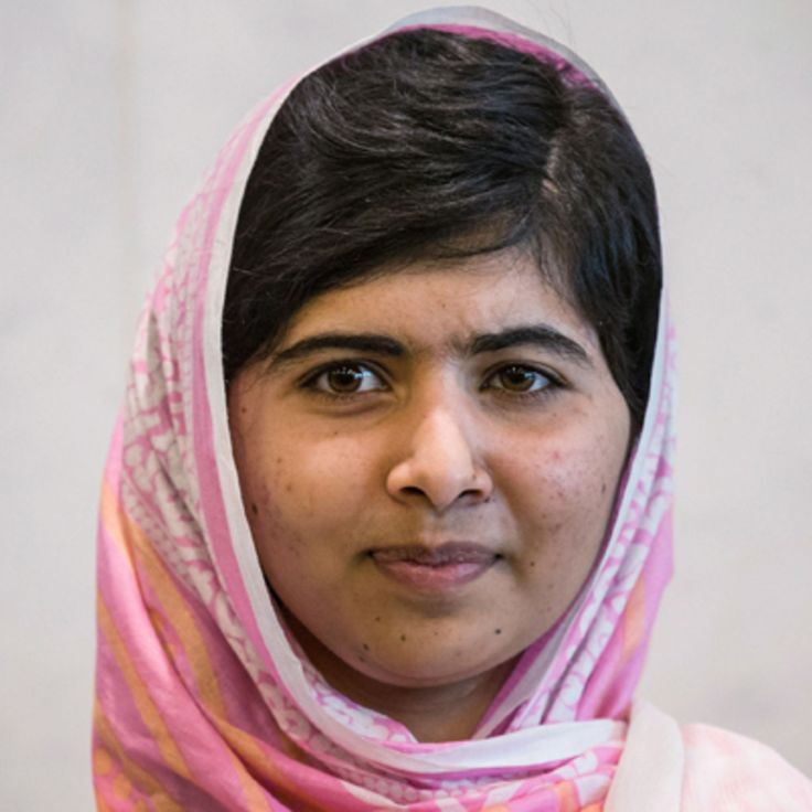 Read about Malala Yousafzai, the Pakistani schoolgirl who stood up to the Taliban and defended her right to an education, at Biography.com. She was shot in the head by a Taliban gunman in 2012, but survived.