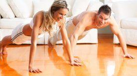 Pour un corps parfait : Un Plan d'entraînement à domicile de 10 semaines sans mettre les pieds dans une salle de gym !