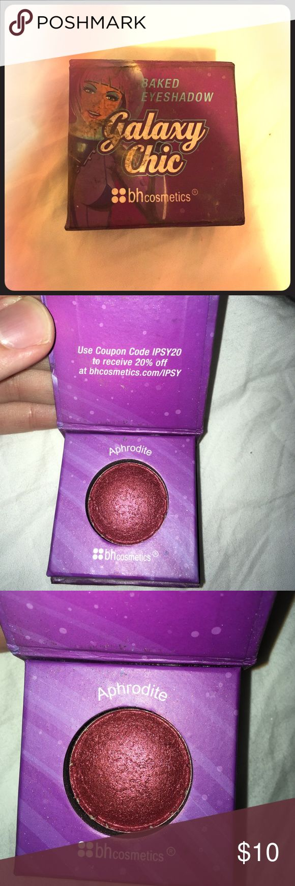 Galaxy Chic baked eyeshadow Never been worn! Free with any purchase bhcosmetics  Makeup Eyeshadow