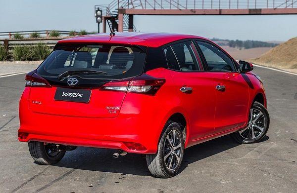 Toyota Yaris 2019 Argentina Transporte Autos