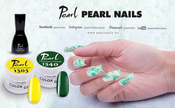 Több, mint 70 Premium Finish színes zseléből válogathatsz nálunk. /You can select from more than 70 Premium Finish color gels!  #pearlnails #colorgel #colorgel #műköröm #nails #nailstagram #ilovepearlnails