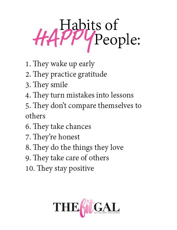Happy people quotes