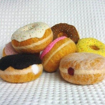 Mmmmm, doughnuts.....!