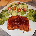 Voici une recette que je cuisine depuis longtemps. C'est ma belle-soeur qui m'a fait découvrir ces côtelettes de porc assaissonnées à...