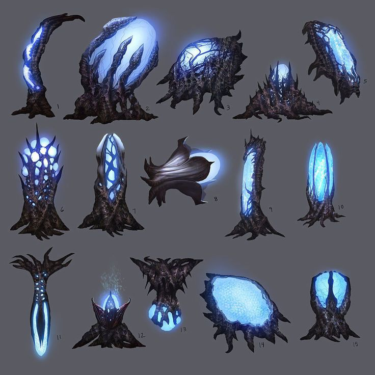 Alien Pods